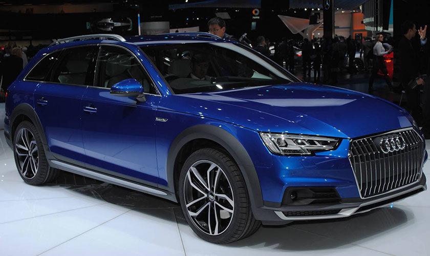 Nuevo Audi A4 Allroad