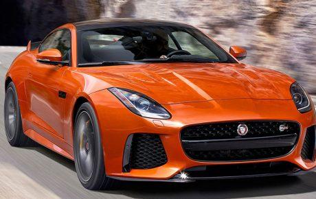 Nuevo Jaguar F-Type SVR 2016
