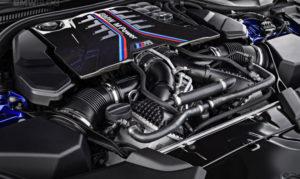 Nuevo BMW M5 G30 motor