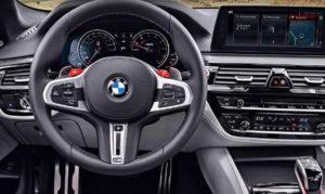 Nuevo BMW M5 G30 interior