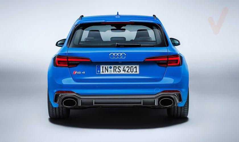 Audi RS4 Avant: El mito regresa