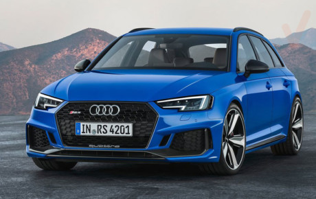 Audi RS4 Avant: El mito regresa