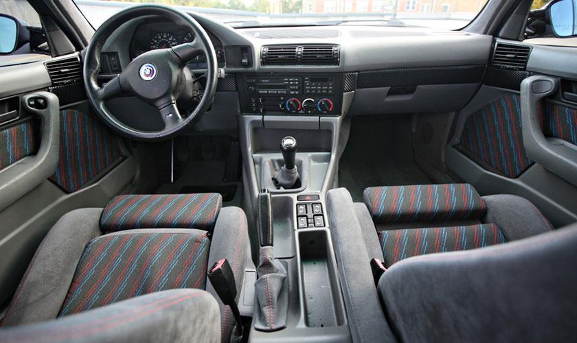 45 años de BMW Serie 5