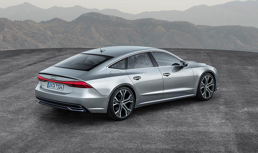 Nuevo Audi A7, el Gran Turismo perfecto