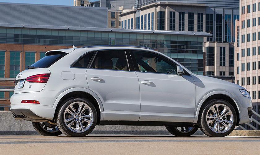Audi Q2 vs Audi Q3 ¿Quién da más?