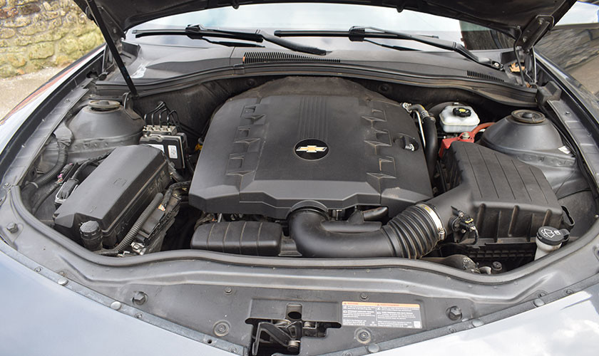 Chevrolet Camaro, el sueño americano