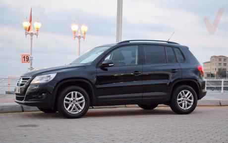 Volkswagen Tiguan 2.0 TDI, el suv en el punto de equilibrio
