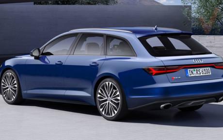 El nuevo Audi A6, a la vuelta de la esquina