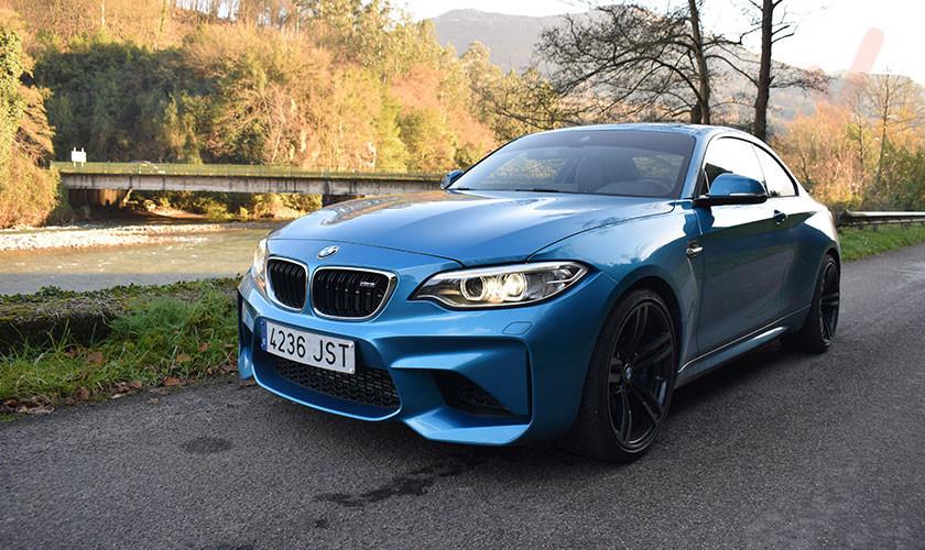 PRUEBA BMW M2. Esencia M concentrada.