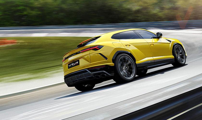 Lamborghini Urus, el SUV más rápido del mundo con 650cv