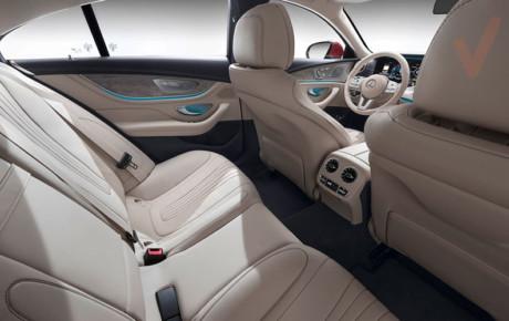 Mercedes-Benz CLS 2018, Déjà Vu