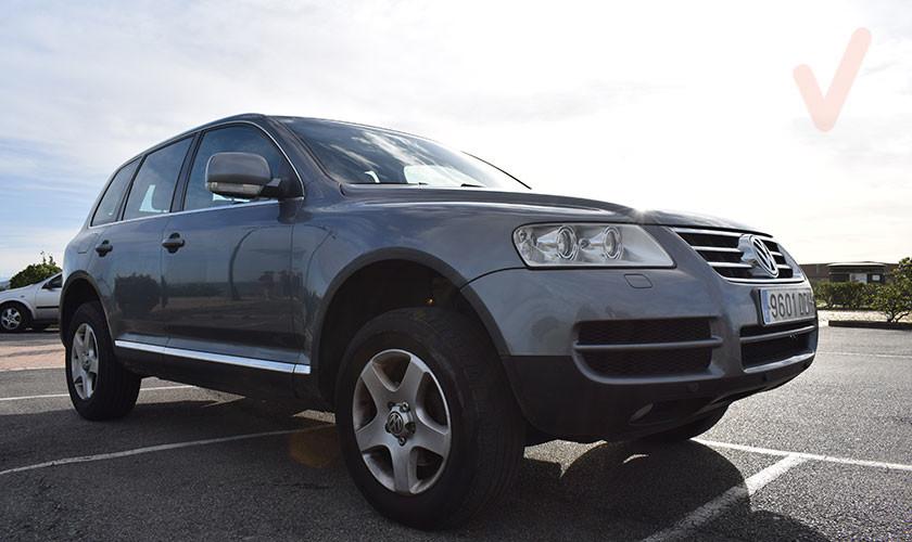 Touareg, el coche que transformó a Volkswagen