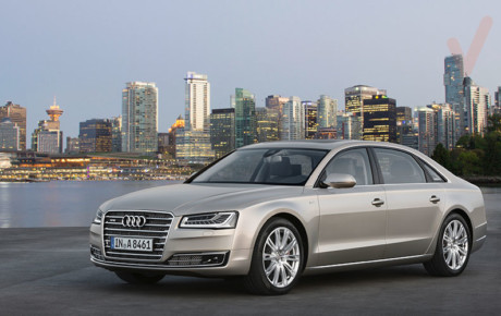 Audi A8, la evolución de la berlina más impresionante