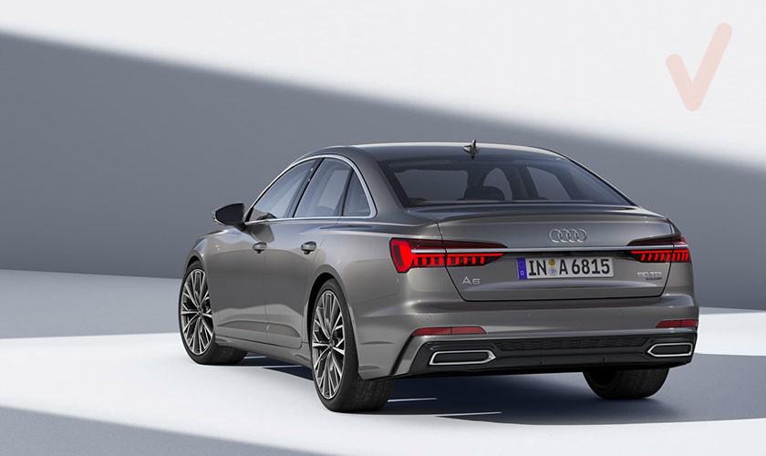 Audi presenta el nuevo A6, un portento