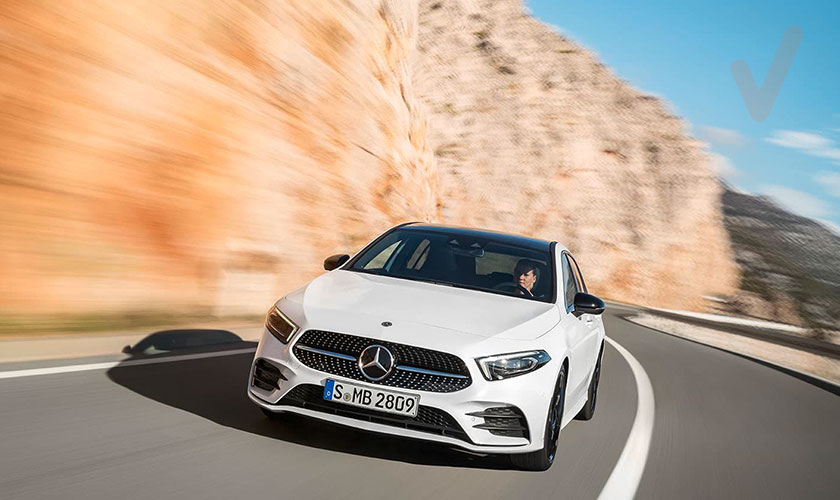 Nuevo Mercedes Clase A