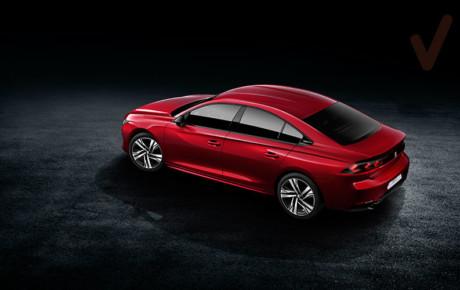 El nuevo Peugeot 508 ahora es más premium