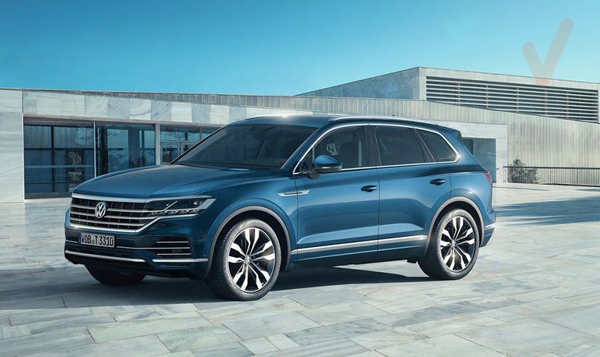 Volkswagen Touareg 2018: Siguiendo el legado