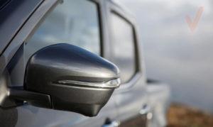 Mercedes-benz X class retrovisor
