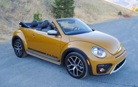 Volkswagen abandona New Beetle en 2019