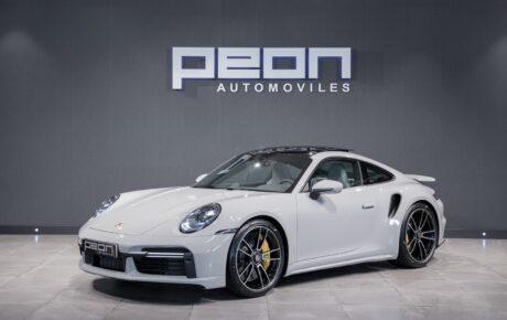Porsche 911/992 Turbo S