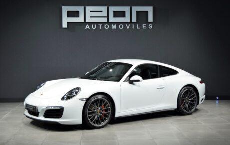 Porsche 911/991 Carrera 4S