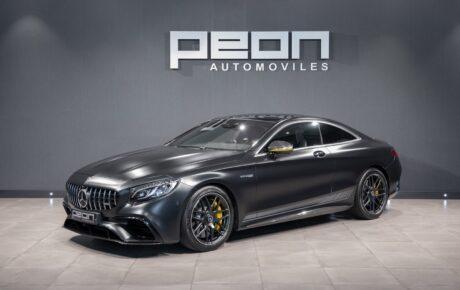 Mercedes-Benz S 63 AMG 4Matic+