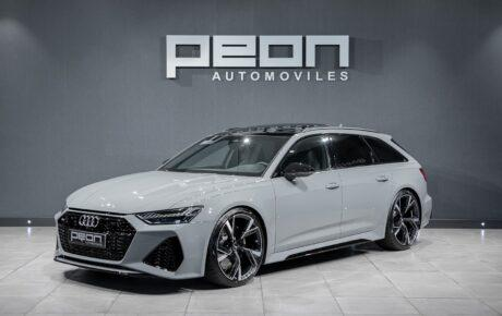 Audi RS6 Avant 4.0 TFSI Quattro