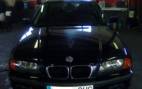 BMW 320D 136CV