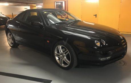 Alfa Romeo GTV 2.0 JTS 163 cv