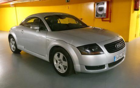 Audi TT 1.8 T Quattro 180 cv