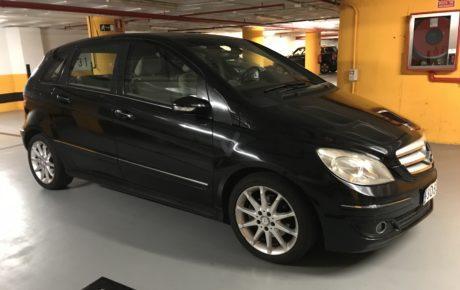 Mercedes Clase B 200 CDI Automático