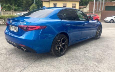Alfa-romeo Giulia  '2019