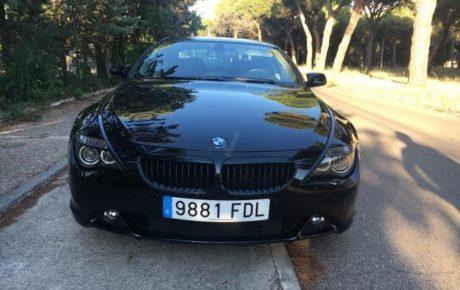 BMW 630 Serie 6 E63 Coupé Aut.