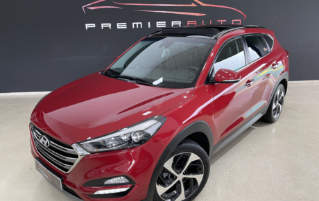 Hyundai Tucson 2.0 Crdi 136cv Tecno Sky