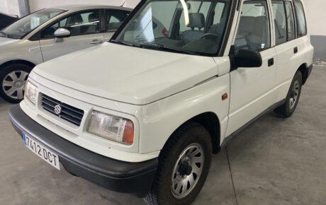 Suzuki Vitara 2.0 HDI Lujo 5p.