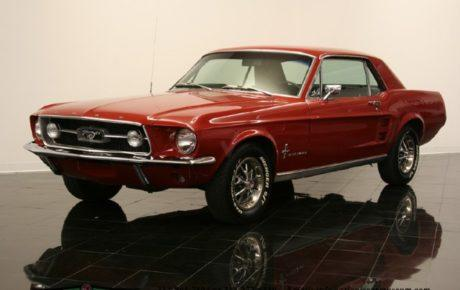 Mustang GT 1967 Coupe